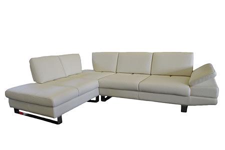 Lexus nowoczesna sofa narożnik z podnoszonym podłokietnikiem