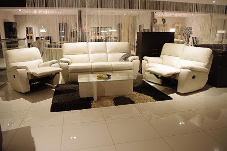Marco komplet wypoczynkowy funkcja relax w fotelu i sofie
