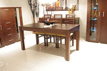 Milano rozkładany stół do salonu