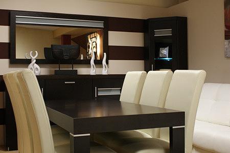 monaco stół do salonu okleina dębowa