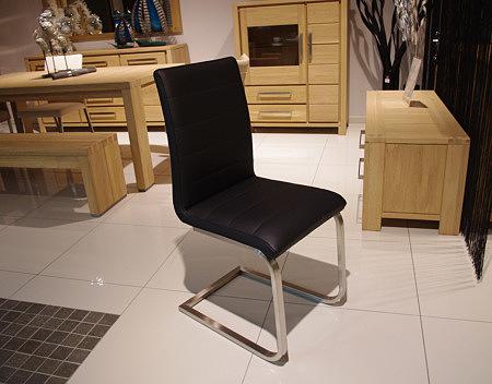 Nuvo krzesło na płozach