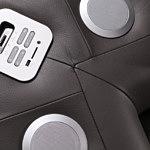 onex panel sterowania systemu audio w sofie