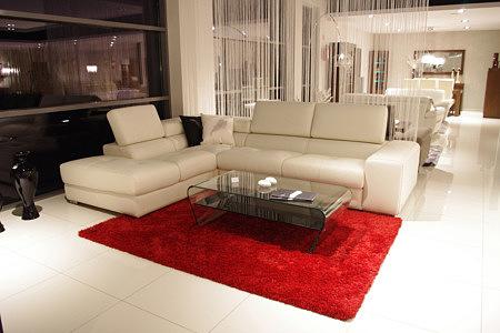 oxford komplet wypoczynkowy czerwony dywan