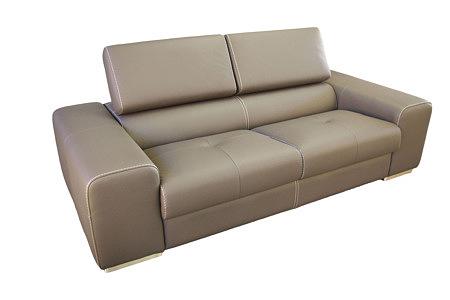 oxford sofa skórzana