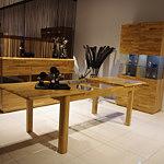 palermo stół rozkładany z drewna dębowego