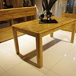 palermo stół z litego drewna dębowego