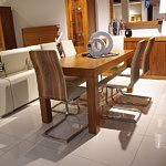 Paola krzesło oparcie orzech amerykański