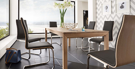 paula stół z krzesłami