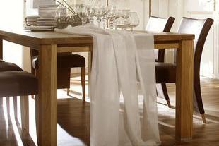 porto stół z litego drewna dębowego