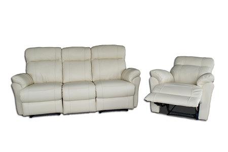 relax3 komplet wypoczynkowy sofa i fotel z funkcją relax