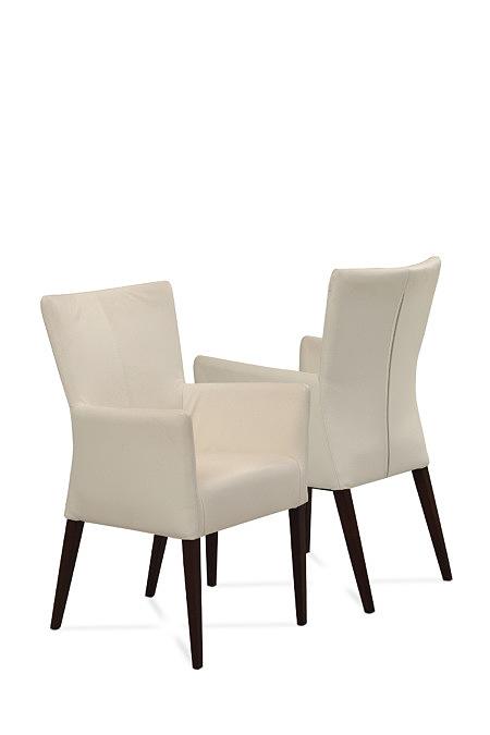 Roums nowoczesne krzesło z podłokietnikami do salonu jadalni