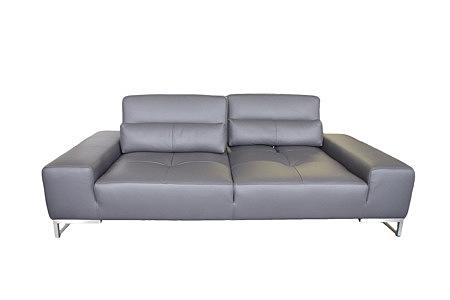 Royal sofa dwuosobowa skórzana