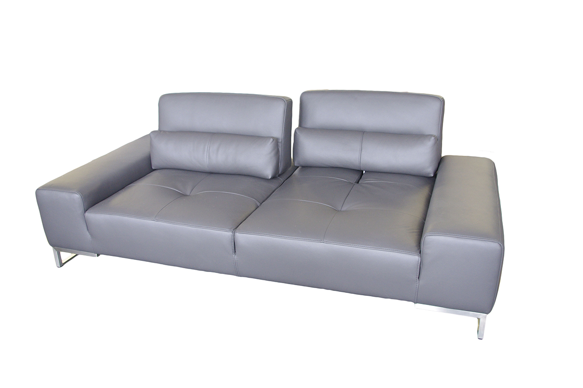 royal sofa dwuosobowa z przesuwanymi oparciami