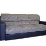 sara1 sofa tapicerowanie skóra z tkaniną