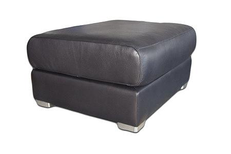 Savoy brązowa sofa skórzana