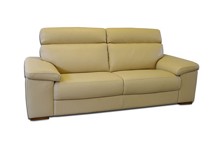 Savoy klasyczna nowoczesna sofa skórzana