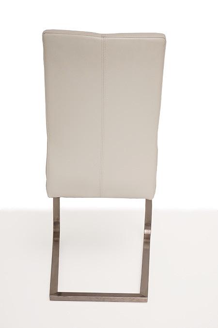 Skip3 detal wykonania oparcia nowoczesnego krzesła