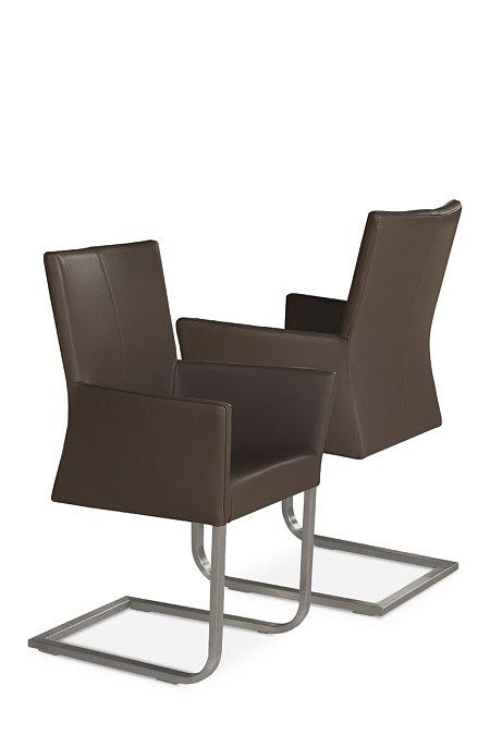 Skip4 krzesła nowoczesne do salonu jadalni w stylu modern industrial