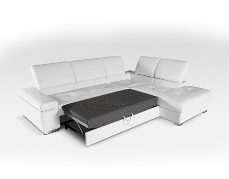 sofa narożnik ze spaniem