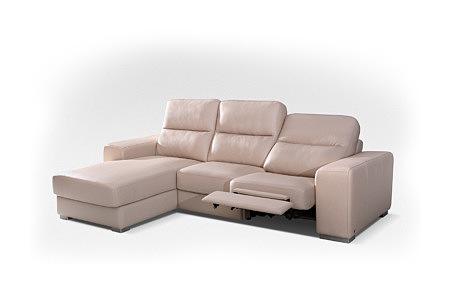 Sofa z funkcją relaksu