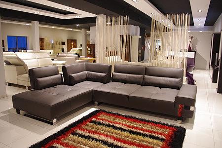 sofa z regulacją oparcia