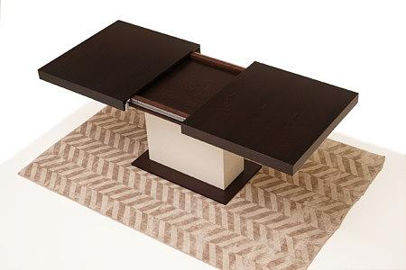 Tau nowoczesny stół modern z rozkładanym blatem