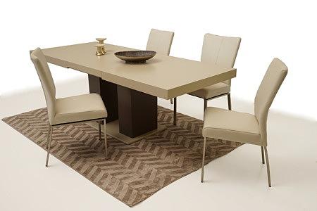 Tau2 inspiracja pomysł na aranżację masywnego stołu do jadalni