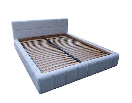 torino łóżko do sypialni niebieskie
