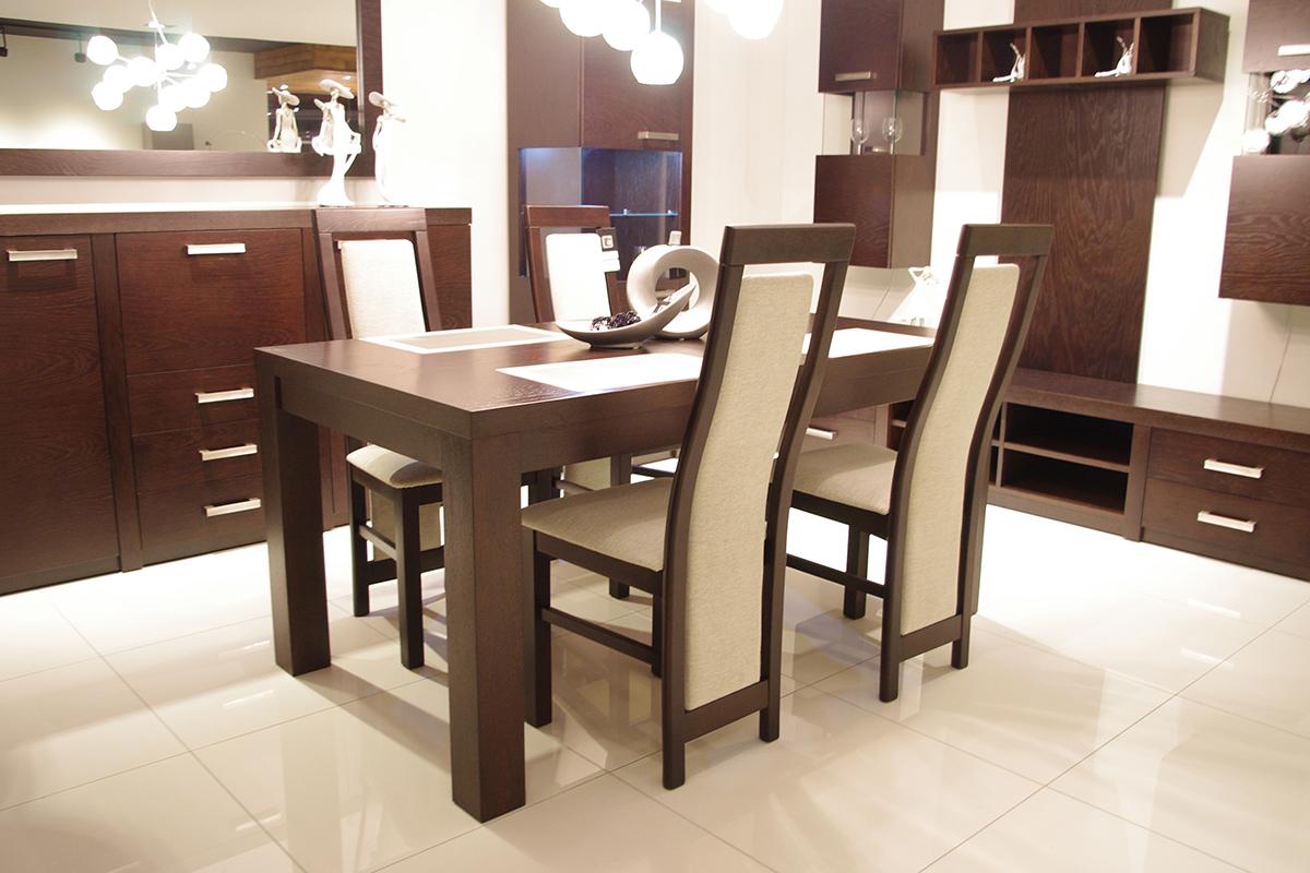Tosca Stół Dębowy Rozkładany