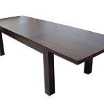 Tosca stół rozkładany kolor ciemny dąb