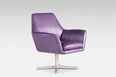Twist nowoczesny fotel obrotowy
