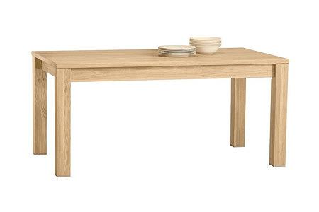 typ41 stół z litego drewna jasny dąb