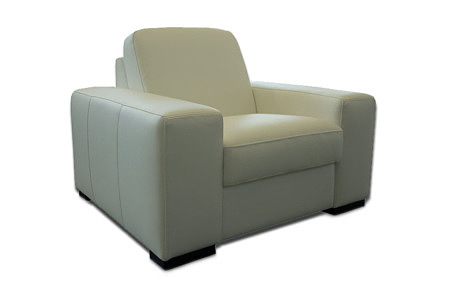 Vesta fotel skórzany do salonu