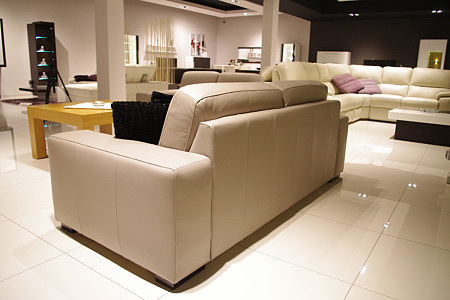 vesta sofa skórzana do salonu