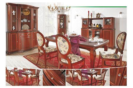 afrodyta meble pokojowe do stylowego pokoju gościnnego