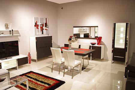 Artvision białe meble do nowoczesnego salonu