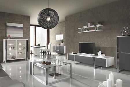 Kolekcja ART-VISION to nowoczesny zestaw mebli fronty z litego drewna jesionowego matowe w kolorach grafitowym brązowym białym