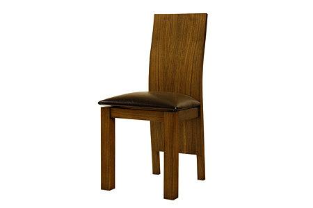 cassetti krzesło pełne oparcie orzech amerykański klasyczne