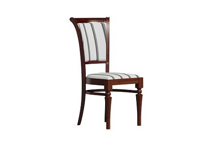 dama meble stylowe krzesło tapicerowane