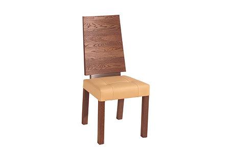 Espoo krzesło dąb ryflowany