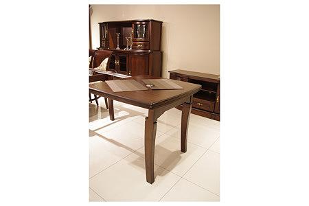Hera stół  rozkładany styl klasyczny lite drewno dębowe