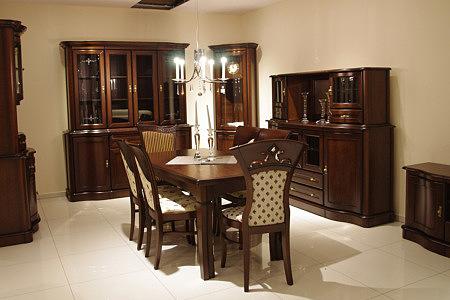 Kolekcja salon Hera pokój dzienny zestaw mebli klasycznych do stylowego salonu