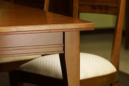 insolito blat stołu stylowego czereśnia amerykańska