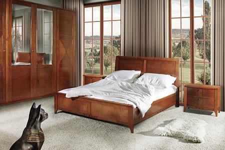 insolito stylowa sypialnia meble stylowe w sypialni czereśnia amerykańska