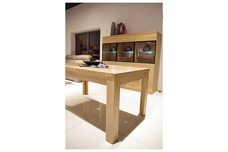 Massimo stół z litego drewna dębowego