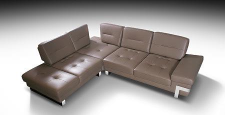 olivier sofa narożnik z funkcją spania mini
