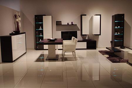 Kolekcja salon Rodos pokój dzienny zestaw mebli do nowoczesnego salonu