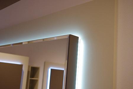 sevilla ledowe podświetlenie lustra