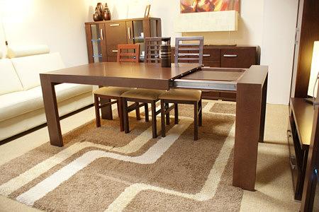 valencja stół dębowy z możliwością rozkładania