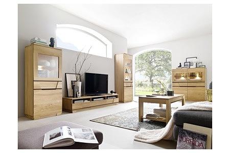 Hatillo ekskluzywne nowoczesny design meble dębowe do salonu ryflowane